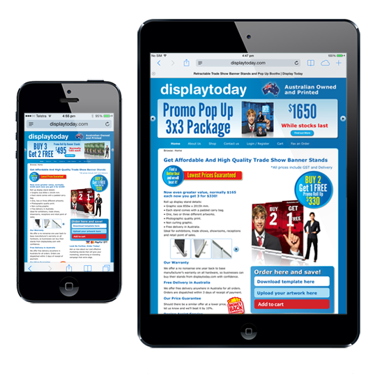 displaytoday ipad
